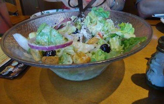 Olive Garden, El Paso - 8401 Gateway Blvd W - Menu, Prices ...
