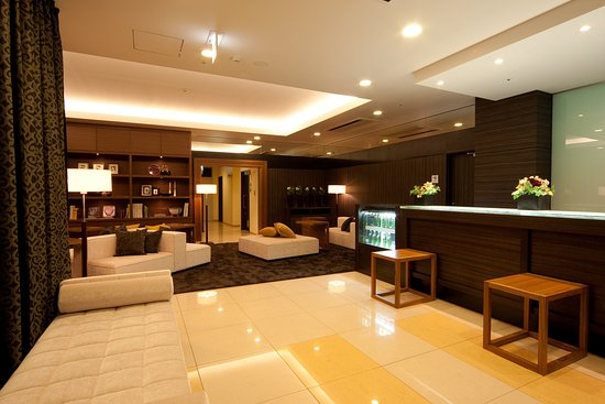 Candeo Hotels Ueno-Park : フロント Reception