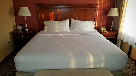 Holiday Inn Clark - Newark: King Suite