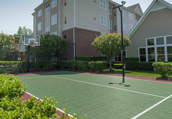 West Greenwich, RI: Sport Court