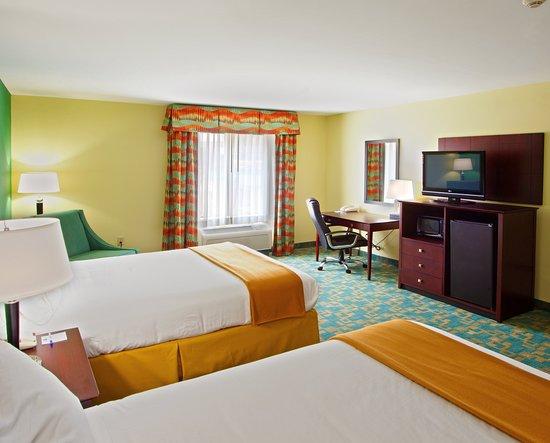 Thornburg, فيرجينيا: Get a comfortable rest while travelling