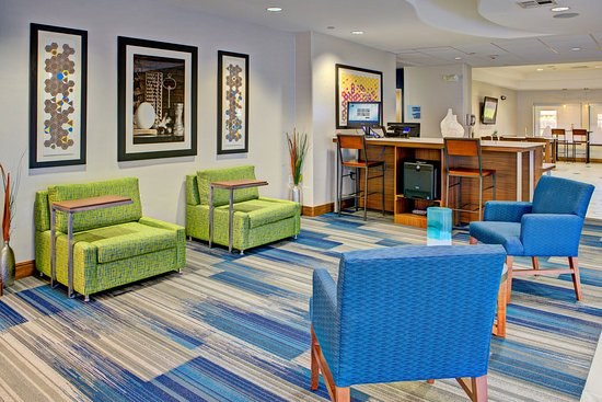 Hutto, TX: Hotel Lobby