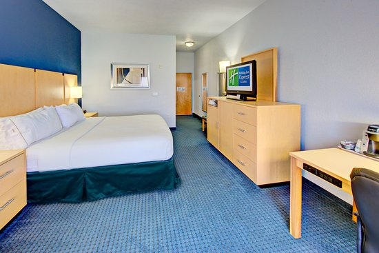 Holiday Inn Express Hotel & Suites Hutto: King Bed Guest Room
