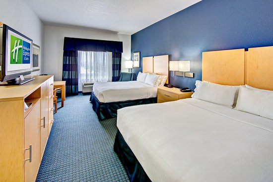 Holiday Inn Express Hotel & Suites Hutto: Guest Room
