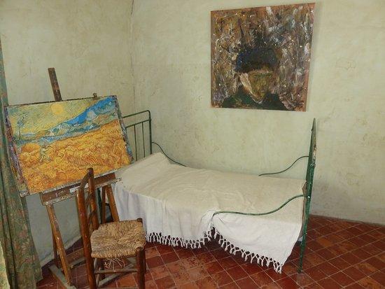 La Chambre De Van Gogh  Picture Of St Paul De Mausole SaintRemy