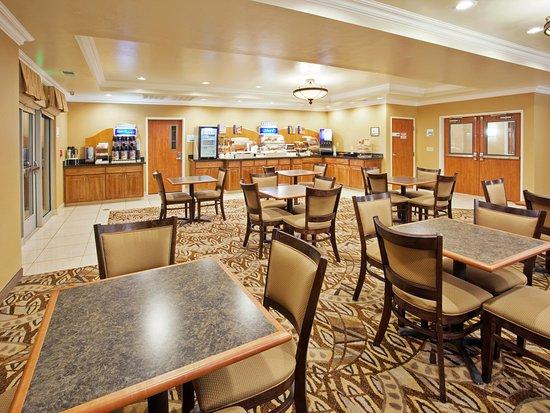 Oroville, Kalifornia: Breakfast Bar