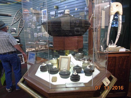 Skagway Museum and Archives: Inside the museum