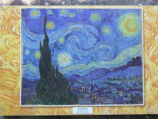 Parcours Vincent van Gogh : Magnifique tableau