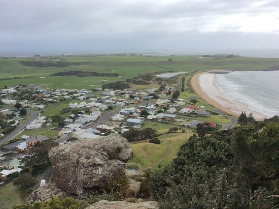 Views over Stanley