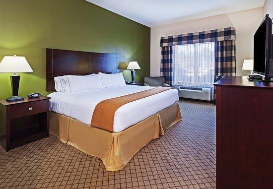 Kilgore, TX: ADA/Handicapped accessible King Bed Guest Room