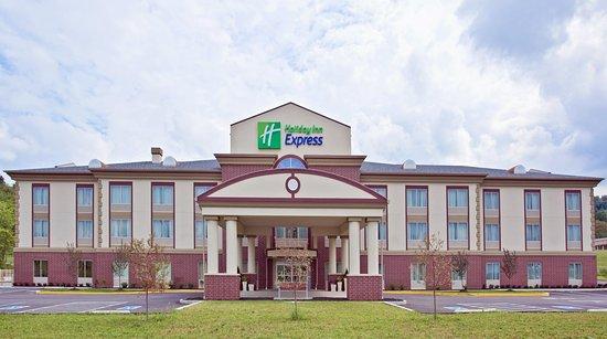 Bentleyville, Πενσυλβάνια: Hotel Exterior