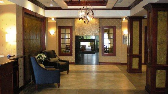 Bentleyville, Πενσυλβάνια: Lobby