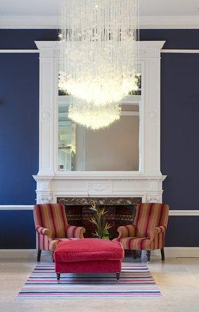 Apex Waterloo Place Hotel: Elliot's Lounge