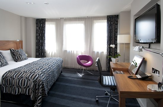 Apex Waterloo Place Hotel: Standard King Room