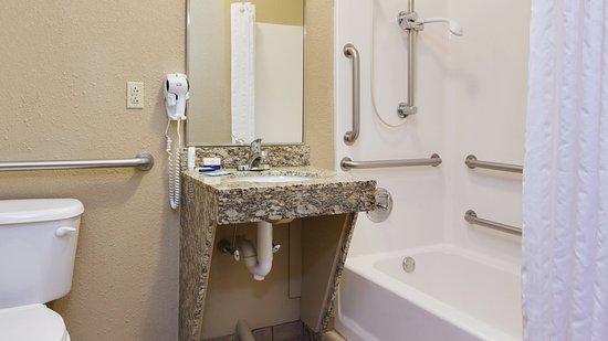 West Reading, PA: ADA Guest Bathroom