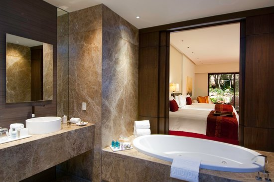 Grand Velas Riviera Maya: Presidential Zen Bathroom
