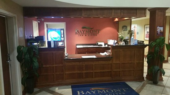 Baymont Inn & Suites Indianapolis West : Nice Place 8.11.16