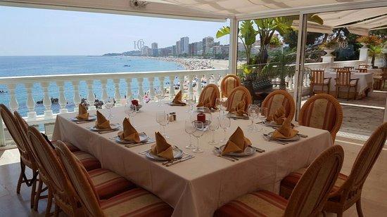 Restaurante Can Poldo: Un marco encantador