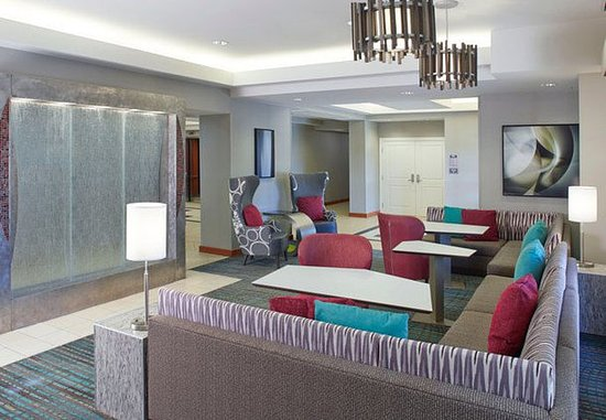 Residence Inn Clearwater Downtown: Lobby