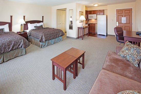 Staybridge Suites Stafford: Suite