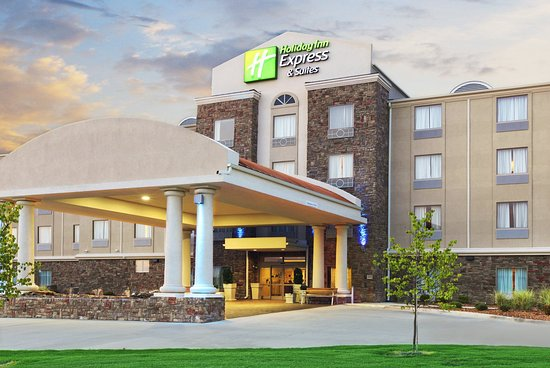 Searcy, AR: Hotel Exterior