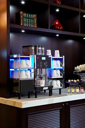InterContinental Montreal: Coffee break in the pre-function area
