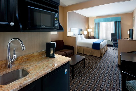 Holiday Inn Express Hotel & Suites West Coxsackie: Guest Room