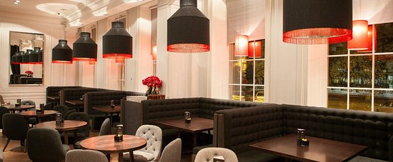 Blythswood Square Restaurant OFW