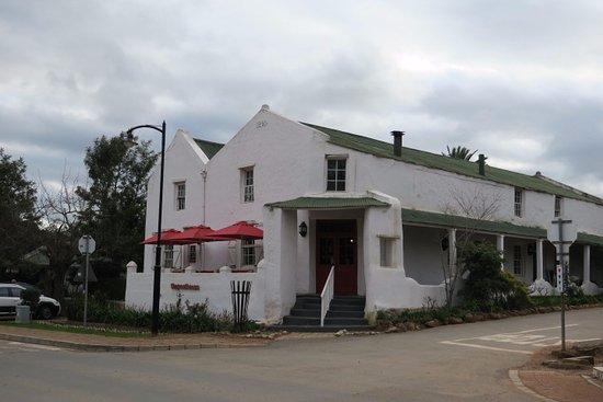 Greyton, Republika Południowej Afryki: Posthouse restaurant