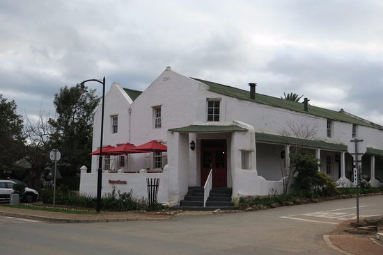 Greyton, Sudáfrica: Posthouse restaurant