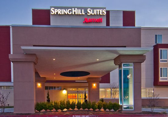 SpringHill Suites Oklahoma City Moore