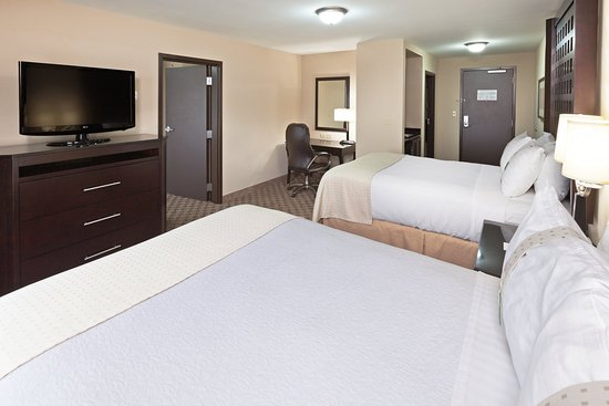 Holiday Inn Hotel & Suites Tulsa South: Deluxe Room