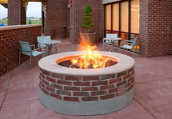 Rexburg, ID: Outdoor Fire Pit