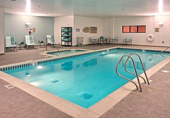 Rexburg, ID : Indoor Pool & Spa