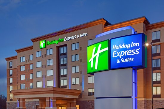 Holiday Inn Express & Suites Ottawa West - Nepean: Front Exterior