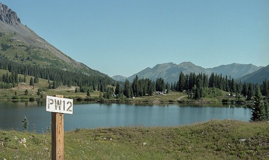 Molas Lake Campground