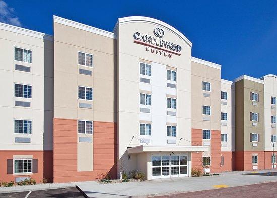 Williston, ND: Hotel Exterior