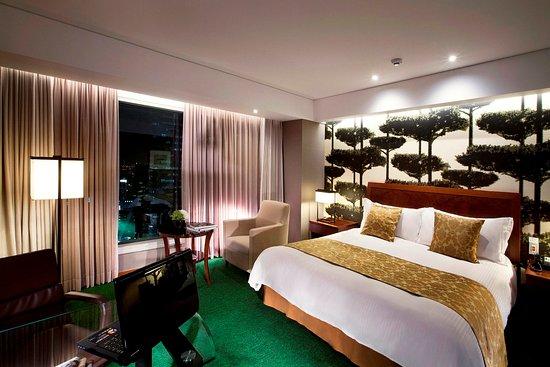 InterContinental Seoul COEX: Club Superior Room