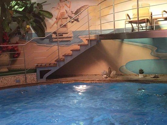 Leading Relax Hotel Maria: la piscina dell'hotel