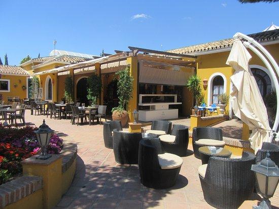 Alanda Club Marbella: Restaurant