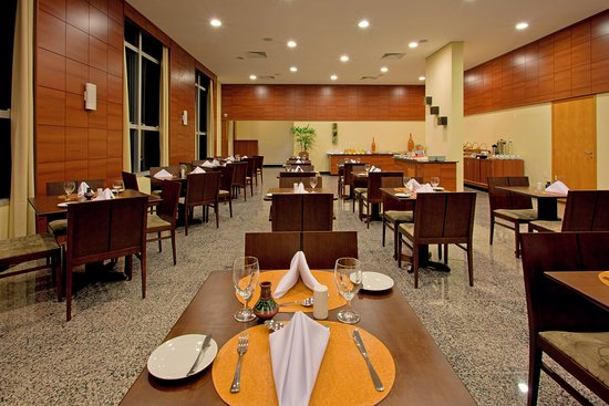 Holiday Inn Manaus: Restaurant