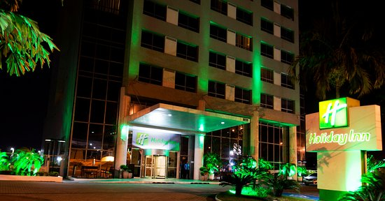 Holiday Inn Manaus - Main Entrance
