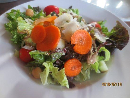 Coupeville, WA: house salad