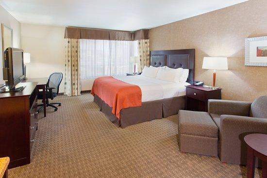 Yakima, واشنطن: Spacious King Executive Guest Room