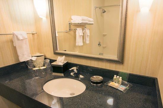 Yakima, Вашингтон: Guest Bathroom