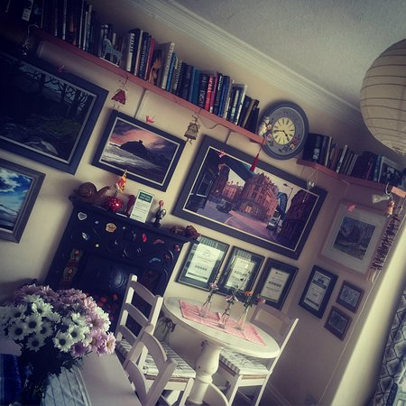 Maelgwyn House Bed & Breakfast: Breakfast room