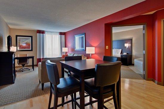 Chatham, Canadá: Jacuzzi Suite