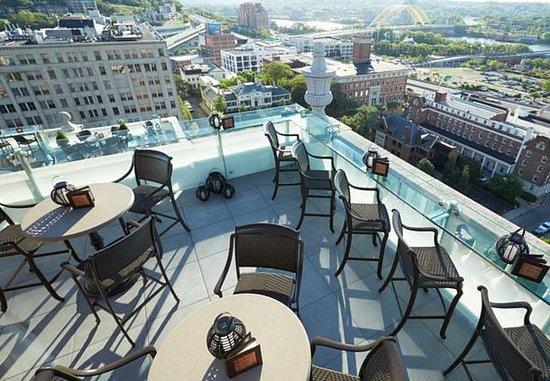 Residence Inn Cincinnati Downtown/The Phelps: Top of the Park