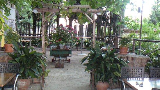 Alfacar, Ισπανία: TERRAZA