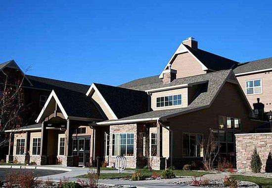 Residence Inn Helena : Entrance